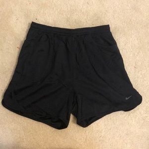 Girls Nike shorts